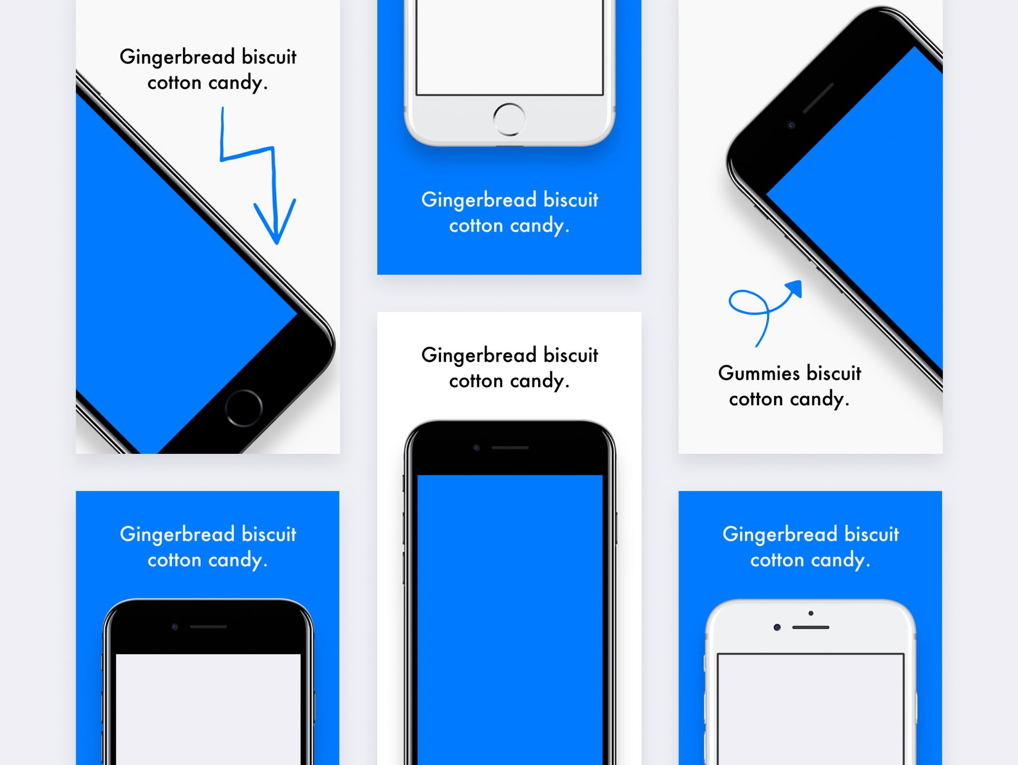 iPhone Preview for App Store Market