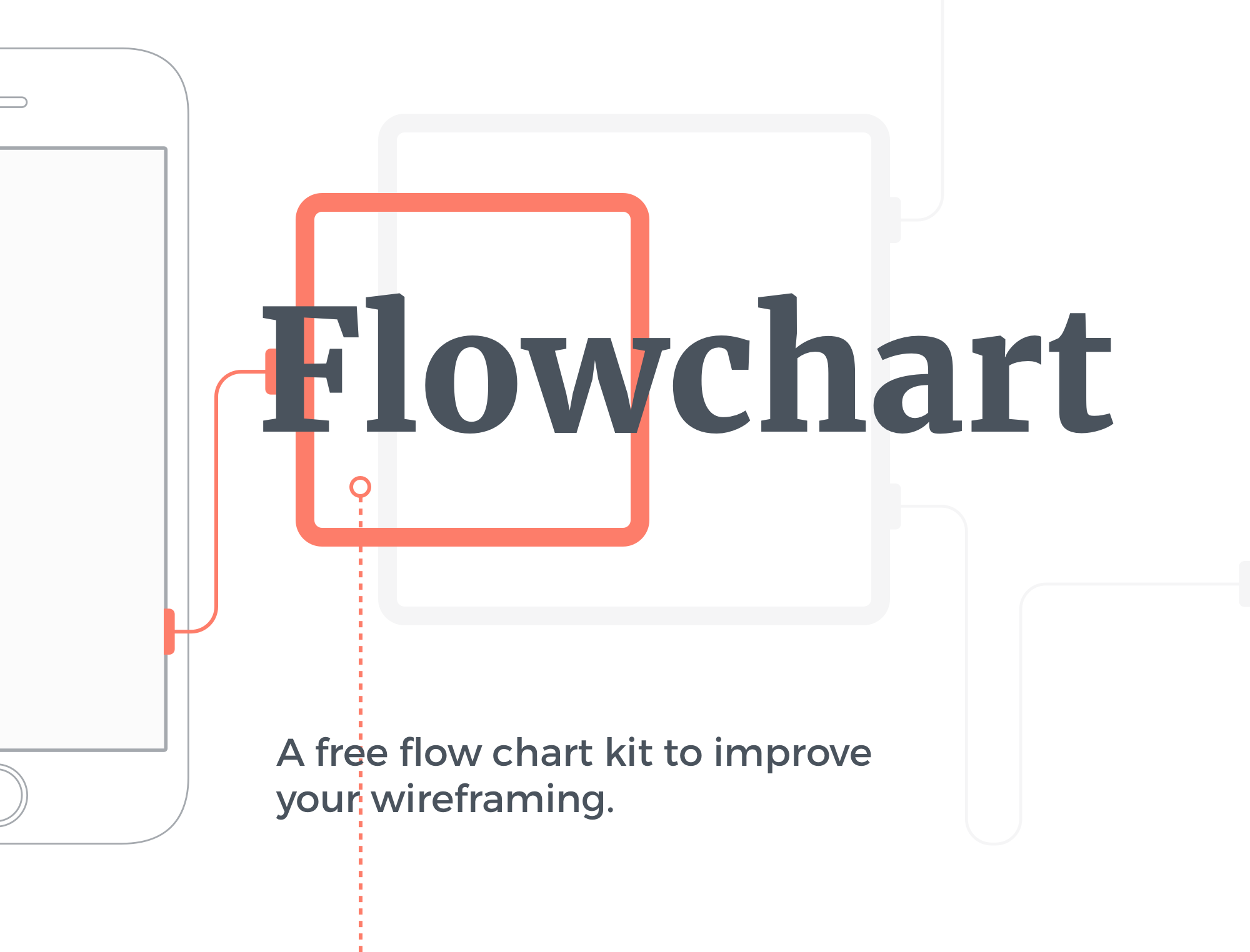 Flow Chart Kit for Sketchapp
