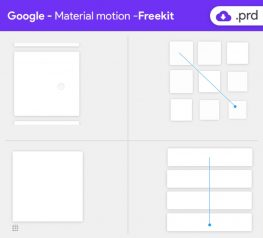 Google Material Design Motion Principle Android