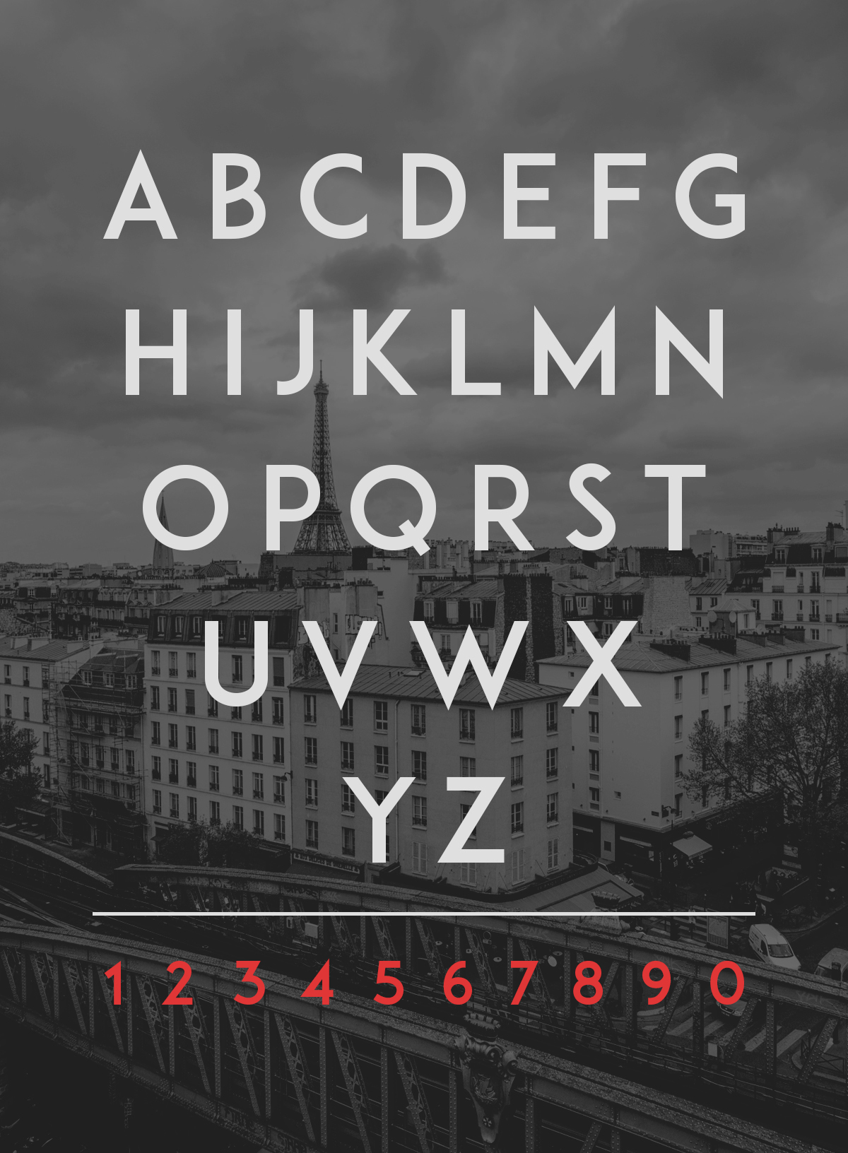 ADAM.CG Free Typeface for WEB