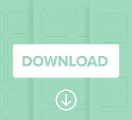 Free Printable App Icon Template for PDF