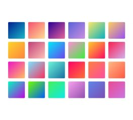 Colorful Gradients For Sketch Designers