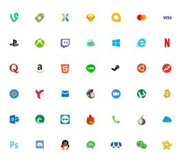 Free Vector Social Icon Pack for Sketch in Vector format