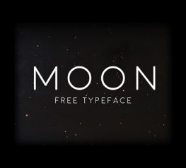 Moon Free Typeface Rounded Font Download Link