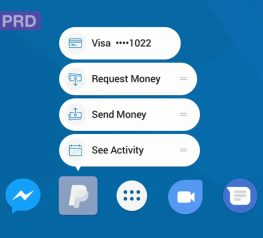 PayPal App Shortcuts for Android Users - Sketch and Principle Files