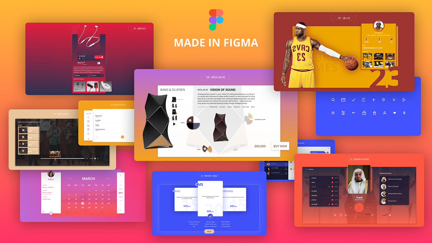 31 Free Challenge UI Kits for Firma Software