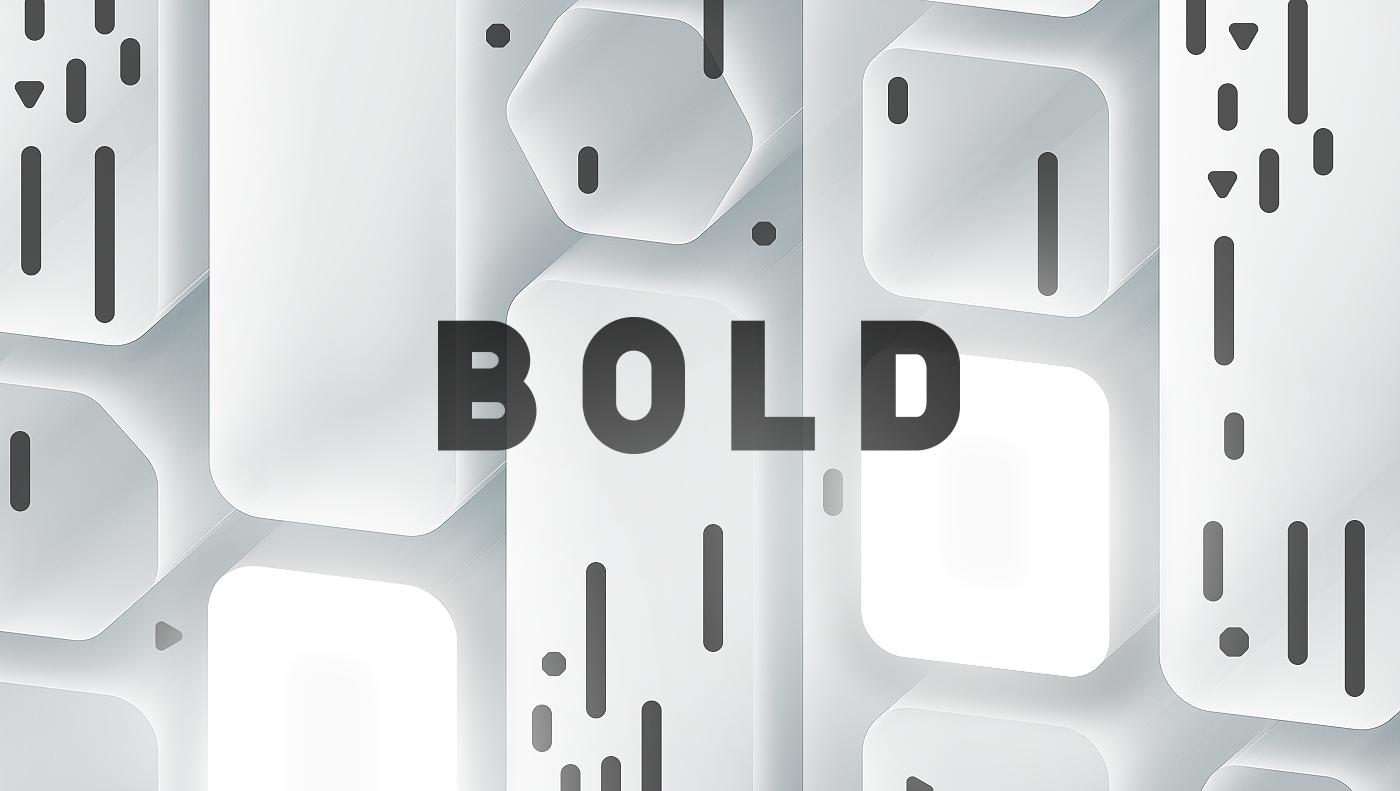Koliko Free Typeface Bold format