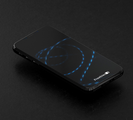 iPhone 8 Isometric Mockup Free