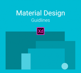 Basic Material Design Guidline for Android on XD