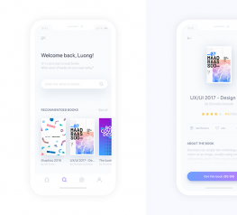 12 Mobile Apps UI Kits for Adobe Xd