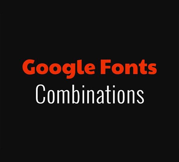 Google fonts combinations for ui free psd sketch freebiesui publicscrutiny Gallery