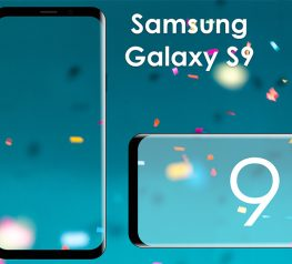 Samsung Galaxy S9 Free Mockup for Adobe Xd