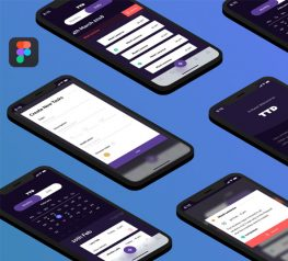 To Do App Design Concept for Figma Designers