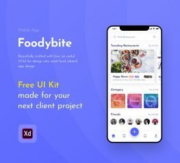 Free hand-picked UI resources for designers - FreebiesUI