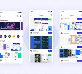 Uplabs UI App Redesign