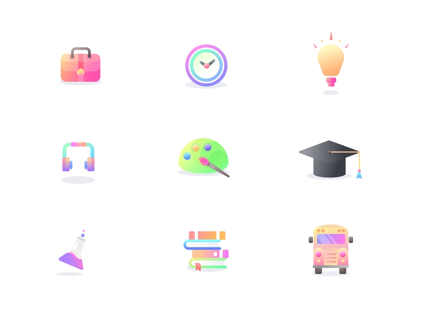 Learning Icons for Sketch
