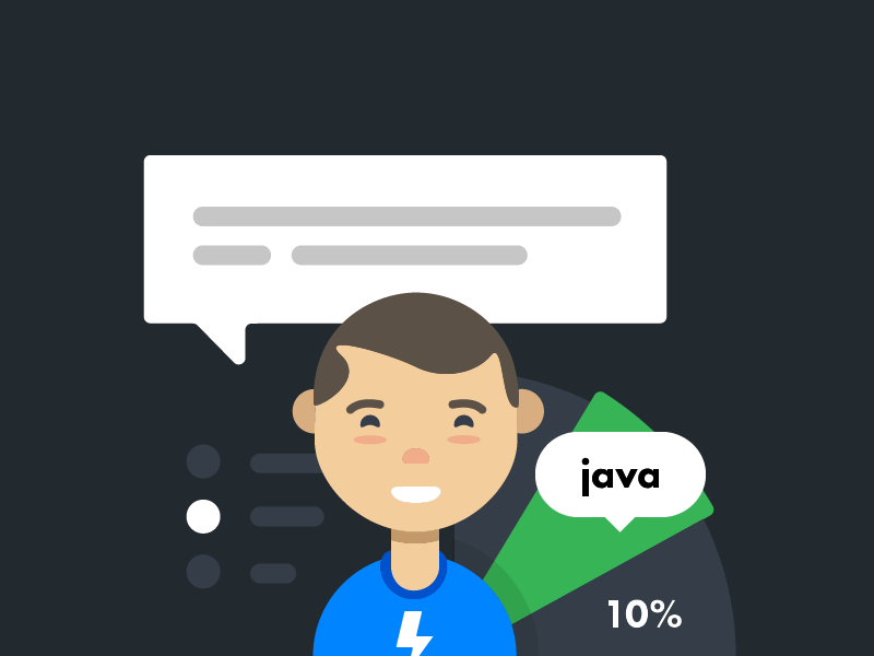 vector character web