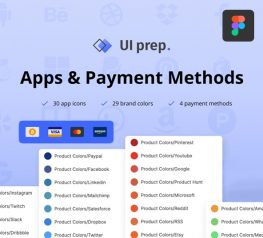 Apps & Payment Methods UI