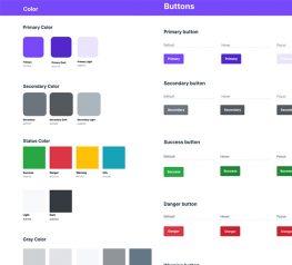 FREE Bootstrap Figma UI Kit