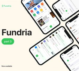 Fundria - UI/UX Design