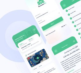 RamadanPro - Islamic App figma free download