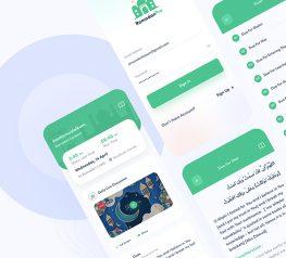 RamadanPro - Islamic App figma free download