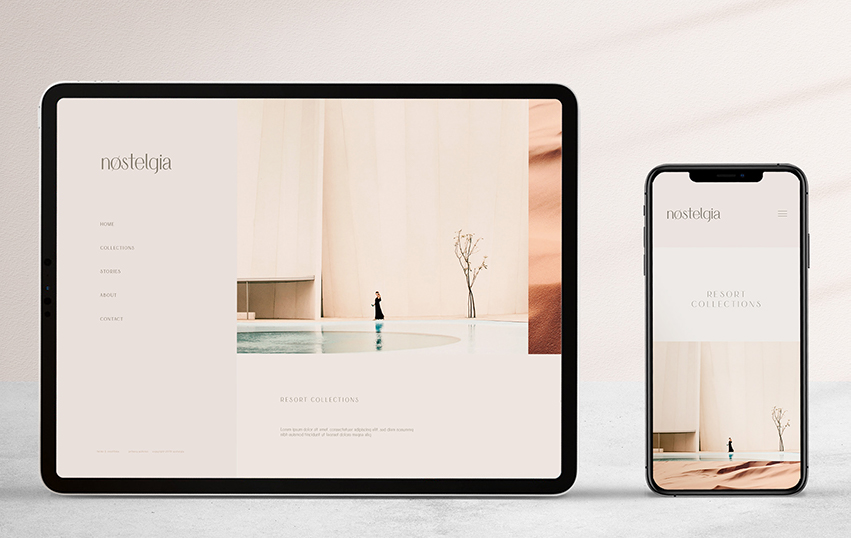 Tablet and Phone Mockup